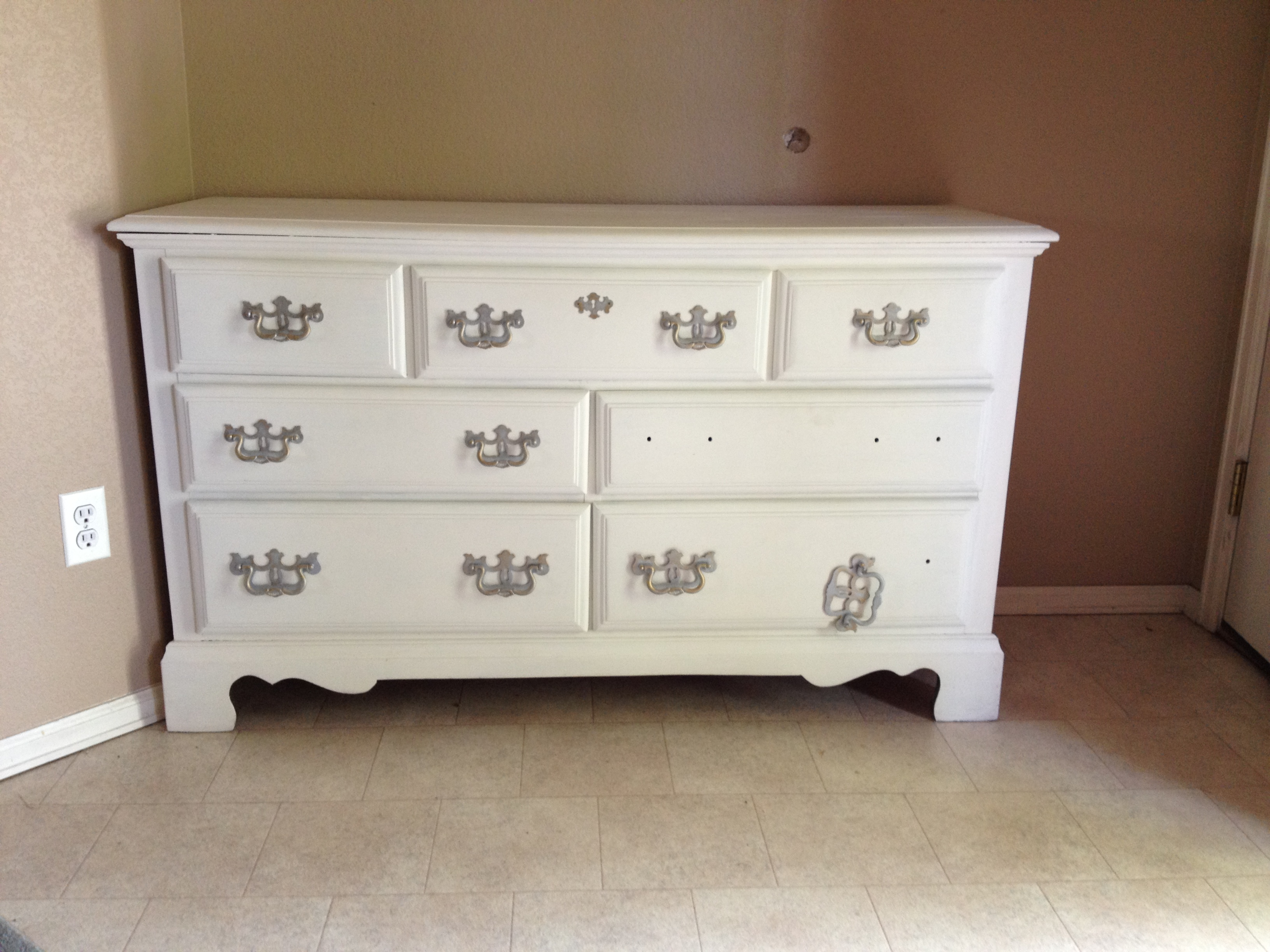 dresser tv furniture how grand painting turn pin custom console a redesign simple rapids to mi buffet antique into stand
