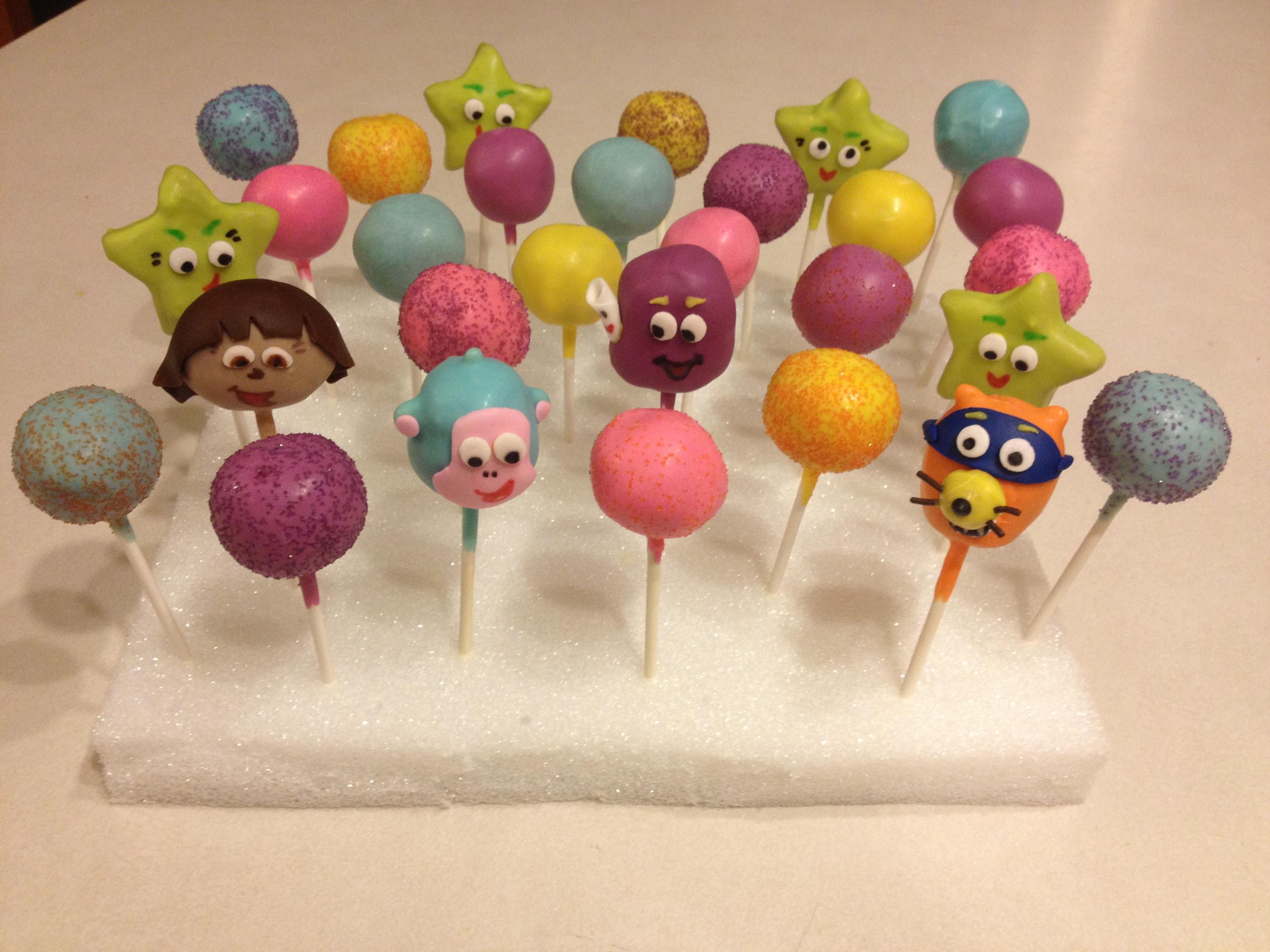 explore cake pops