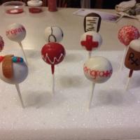 October Cake Pops!