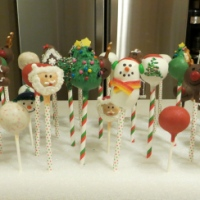 Christmas & Holiday Cake Pops | 2013