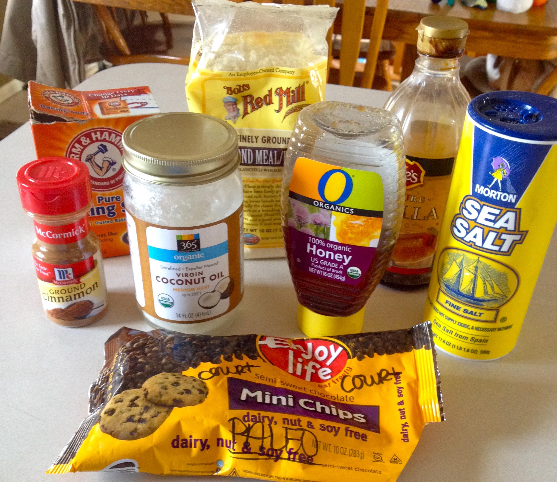 Paleo | Chocolate Chip Cookies! | courtney's craftin&cookin