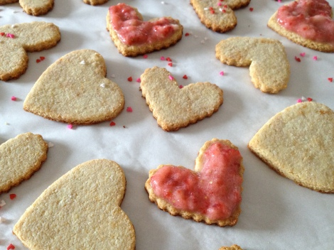 paleo sugar cookie