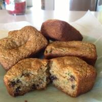 Paleo Zucchini Bread vs. Non Paleo Zucchini Muffins