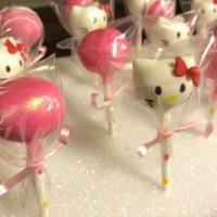 Cake Pops | Hello Kitty