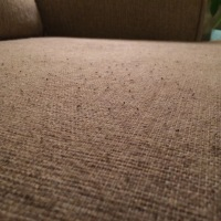 Saving my Couch | Fabric Shaver